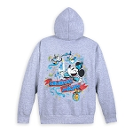 Disney Child's Hoodie - Mickey Mouse Celebration Zip Hoodie