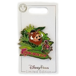Disney Spring Break Pin - 2019 Timon and Pumbaa
