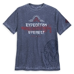 Disney Adult Shirt - Expedition Everest - Acid Wash