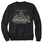Disney Adult Shirt - Expedition Everest - Forbidden Mountain Sweatshirt