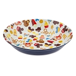 Disney Plastic Serving Bowl - D' Lish - Park Food Icons