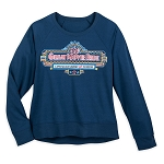 Disney Women's Shirt - The Great Movie Ride Raglan