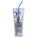 Disney Coffee Cup - Starbucks Cold Cup - 24 oz Disney Parks Logo v.3