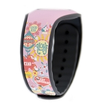 Disney MagicBand 2 Bracelet - it's a small world - Greetings