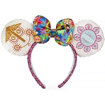 Disney Minnie Ears Headband - Small World Minnie Mouse