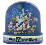 Disney Snow Globe - Walt Disney World - Mickey and Friends