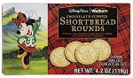 Disney Goofy Candy Co. - Minnie Mouse Shortbread Rounds Chocolate Dipped