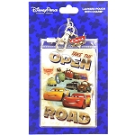 Disney Lanyard Pouch with Charm - Cars