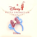 Disney Necklace - Minnie Headband - Blue