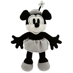 Disney Plush - Steamboat Minnie Mouse - Crochet Knit Plush - 11''