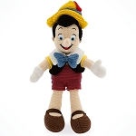 Disney Plush - Pinocchio - Crochet Knit Plush - 11''