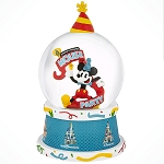 Disney Snowglobe - Mickey's 90th Celebration - Mouse Party!