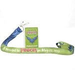 Disney Pin Lanyard with Pouch - Pandora Passholder