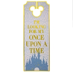 Disney Door Knob Hanger - Happily Ever After Sign