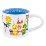 Disney Coffee Cup Mug - it's a small world
