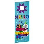 Disney Door Hanger - it's a small world