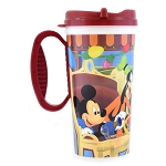 Disney Thermal Travel Mug Cup - Happy Holidays - Toy Story Mania