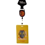 Universal Studios Retractable ID Holder - Bumblebee Transformers