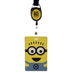 Universal Studios Retractable ID Holder - Minion Mayhem