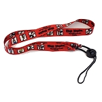 Disney Water Bottle Carrier Lanyard - Magic Kingdom Mickey and Friends