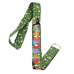 SeaWorld Pin Lanyard - Holiday Shamu