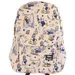 Disney Backpack - Donald Duck Angry Expressions