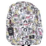 Disney Loungefly Backpack - Princess Flowers