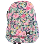 Disney Backpack - Ariel and Flounder Hibiscus