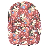 Disney Backpack - Princess Mulan Flower Fan