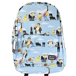 Disney Loungefly Backpack - Disney Pixar Up Characters