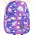 Universal Backpack - Hello Kitty Spaceships