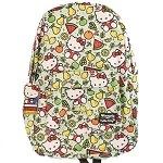 Universal Backpack - Hello Kitty Fruits and Flowers