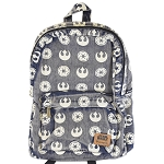 Disney Loungefly Backpack - Star Wars Imperial Starbird Symbols