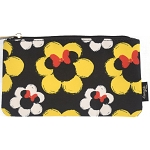 Disney Zip Pouch - Minnie Icon Flowers