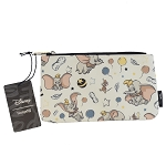 Disney Loungefly Zip Pouch - Dumbo and Timothy Mouse Circus