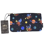 Disney Loungefly Zip Pouch - Outer Space Stitch