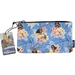 Disney Loungefly Zip Pouch -  Princess Moana Floral