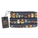 Disney Loungefly Zip Pouch -  The Lion King Chibi Characters