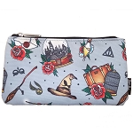 Universal Loungefly Nylon Pouch - Harry Potter Relics Tattoo