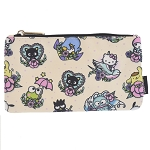 Universal Zip Pouch - Hello Kitty Characters Tattoo