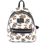 Disney Loungefly Mini Backpack Bag - Mickey Rainbow