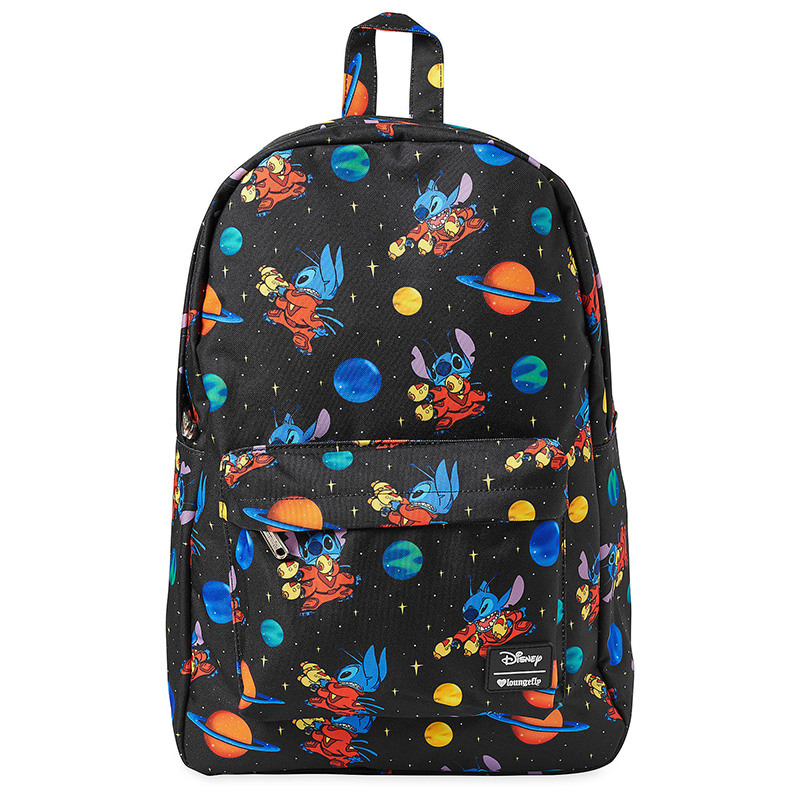 Disney Loungefly Backpack - Outer Space Stitch