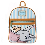 Disney Loungefly Mini Backpack - Dumbo Stripes