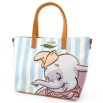 Disney Loungefly Tote - Dumbo Stripes