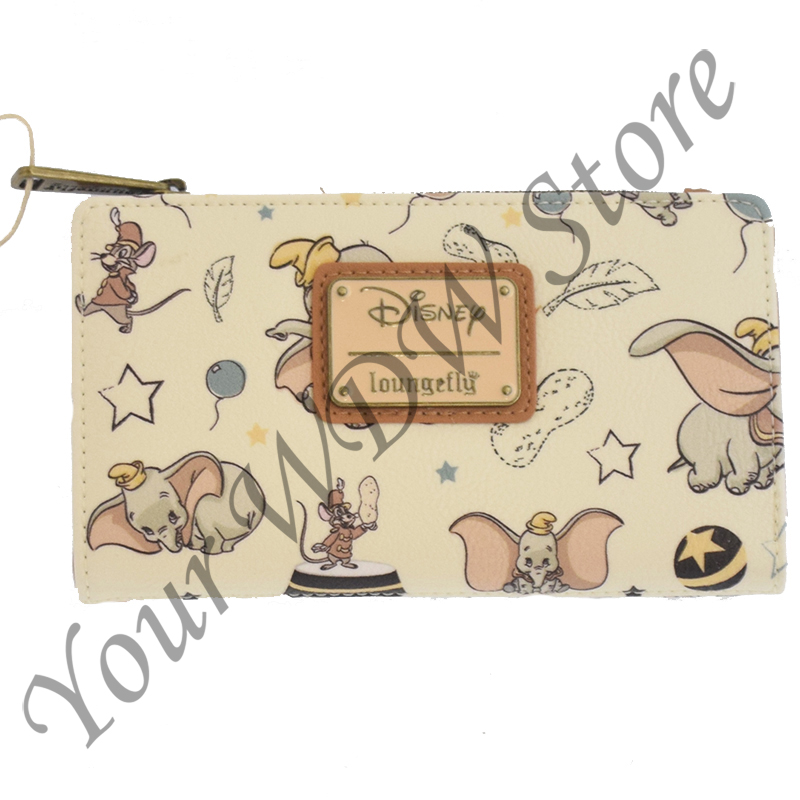 Disney Loungefly Wallet - Dumbo Circus