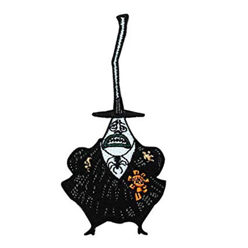 Disney Iron On Patch by Loungefly - Nightmare Before Christmas - Mayor