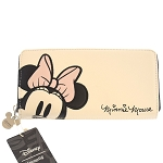 Disney Loungefly Wallet - Minnie Signature