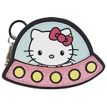Universal Loungefly Coin Bag - Hello Kitty Spaceship