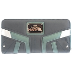 Marvel Loungefly Zip Around Wallet - Captain Marvel