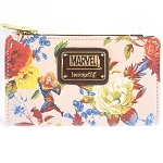 Marvel Loungefly Wallet - Captain Marvel Floral